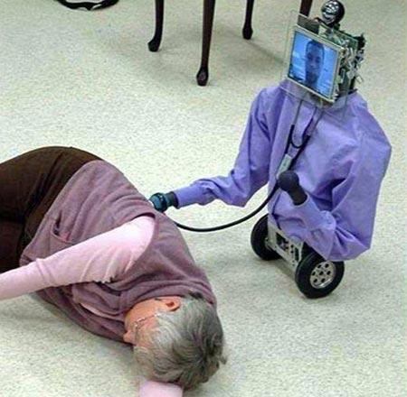 Medical Future – Robots