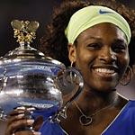 2009 Australian Women's Champion - Serena Williams