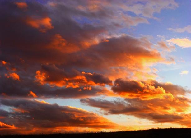 December_Evening_Sky
